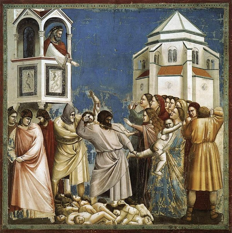 800px-Giotto_di_Bondone_-_No._21_Scenes_from_the_Life_of_Christ_-_5._Massacre_of_the_Innocents_-_WGA09199
